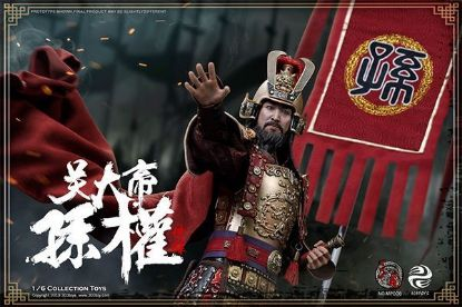 Picture of 303 Toys Sun Quan Zhongmou Emperer Of Wu Exclusive Version