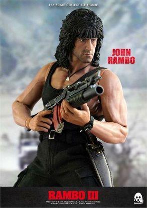 Picture of 3A threeA John Rambo III Sylvester Stallone