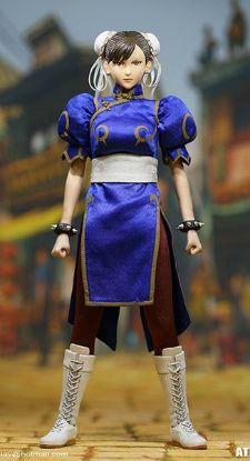 ACPLAY 1:6 Figure Li Fighter Boxed Set