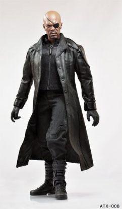 Acplay Leather Coat Suit Set 1/6 Scale