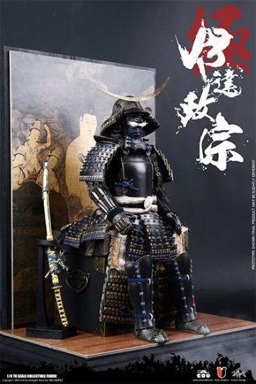 Coo Model Date Masamune Masterpiece Unique Version
