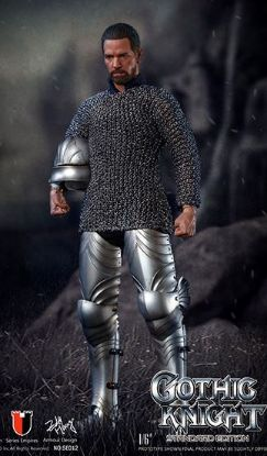 COO Model Empires Gothic Knight Standard Edition Diecast Alloy 1/6 Scale
