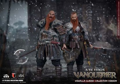 COO Model Viking Vanquisher with Die-cast Alloy Berserker & War Lord & VI 1/6 Boxed Figures