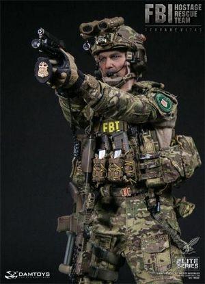 DAM Toys FBI HRT Agent Hostage Rescue Team
