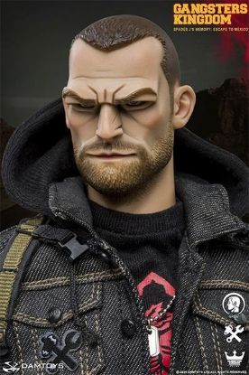 DAM Toys Spades J's Memory GREG in Gangsters Kingdom