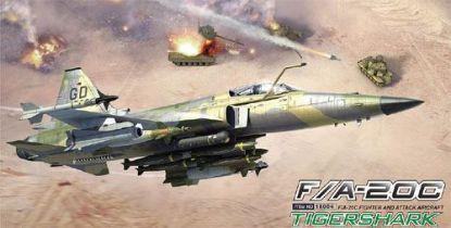 Freedom 1/48 FA-2A/C Tiger Shark AG Weapons Model Kits