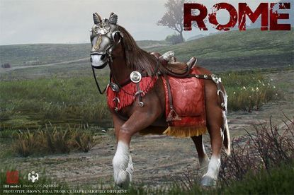 HY Toys Rome Imperial General Horse
