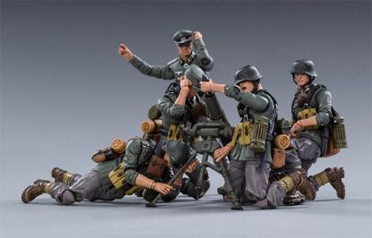 JoyToy WWII Mountain Division Wehrmacht 1/18 Action Figures