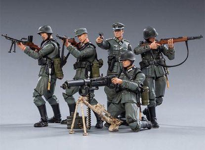 JoyToy WWII Wehrmacht 1/18 Action Figures