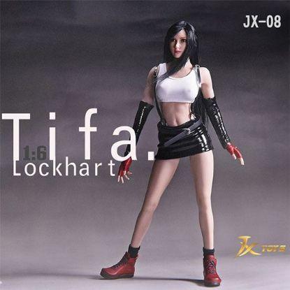 JXtoys 1/6 Female Fighter TIFA Accessories