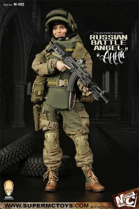 MC Toys Russian Battle Angel AHHa 1/6 Scale