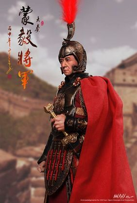 MiVi Pro Qin Empire General Meng Yi 1/6 Scale