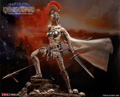 Phicen Limited Silver Spartan Army Commander