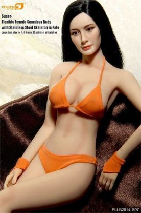 Phicen Limited Super Flexible Female Seamless Body 1/6 Scale PL-LB2014-S07