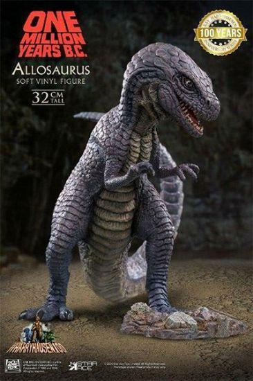 Star Ace Allosaurus with 1 Dioramas