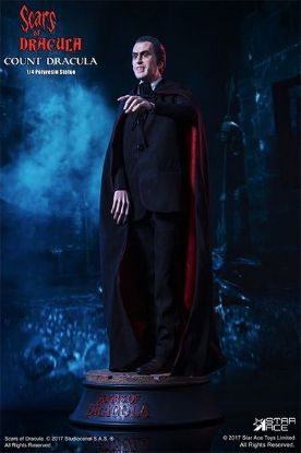 Star Ace Count Dracula 1/4 Scale Statue