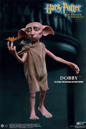 Star Ace Harry Potter and the Chamber of the Secrets Dobby the House Elf