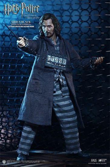 Star Ace Harry Potter and the Prisoner of Azkaban Sirius Black Prisoner Version