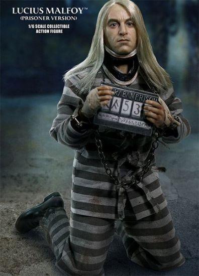 Star Ace Harry Potter Lucius Malfoy Prisoner Version