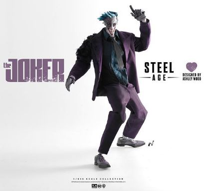 threeA DC Steel Age The Joker