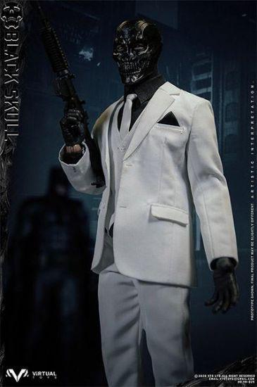 VTS Toys Black Skull