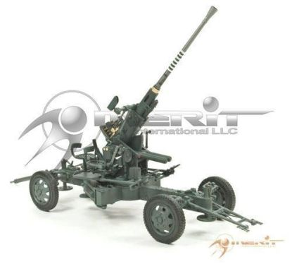Picture of AFV 1/35 40mm FLAK 28 BOFORS WWII German Model Kit