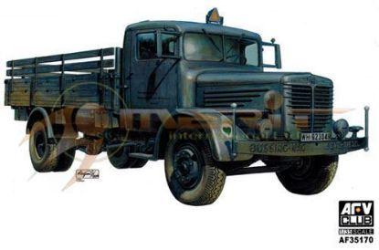 AFV 1/35 Bussing NAG L4500S Model Kit