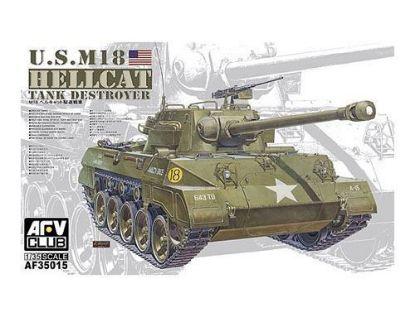 AFV 1/35 M18 Hellcat Model Kit