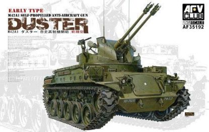 AFV 1/35 M42A1 Duster Early Type Model Kit