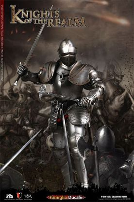 Coo Model Knights Of The Realm Famiglia Ducale