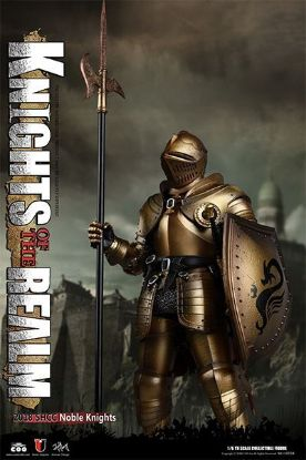Coo Model Knights Of The Realm Noble Knight
