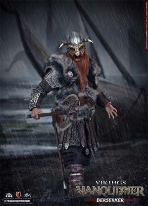 COO Model Viking Vanquisher with Die-cast Alloy Berserker 1/6 Boxed Figure