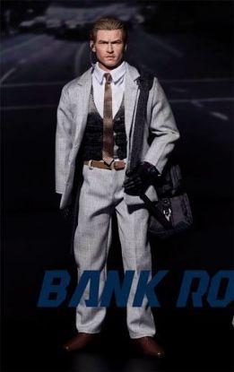 Craftone Bank Robbers Criminal Crew 1/6 Figure