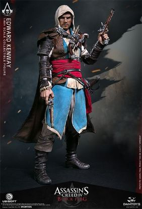 DAM Toys Assassin's Creed IV Black Flag Edward Kenway