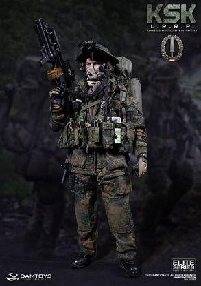 DAM Toys KSK Kommando Spezialrafte LRRP Fernspaher 1/6 Scale