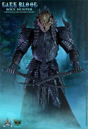 Dark Blood Soul Hunter Collectible 1/6 Scale Figure