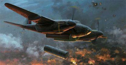 HK Models 1/32 DE Havilland Mosquito MK.IV Model Kit