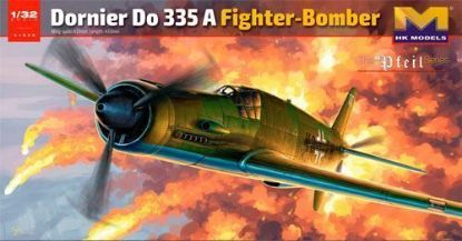 HK Models 1/32 Dornier DO 335 A Pfeil Model Kit