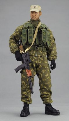 KGB Hobby Russian MVD Special Force Limited Edition 1/6 Scale