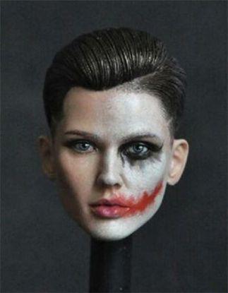 MancoToys Ruby Head Joker Face