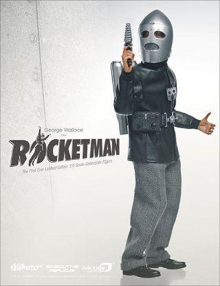PHICEN LIMITED Rocketman 12? Deluxe Collector Figure