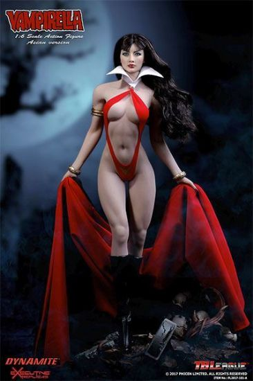 Phicen Limited Vampirella Asian Version 1/6 Scale