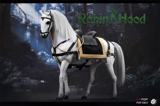POP Toys Chivalrous Robin Hood War Horse
