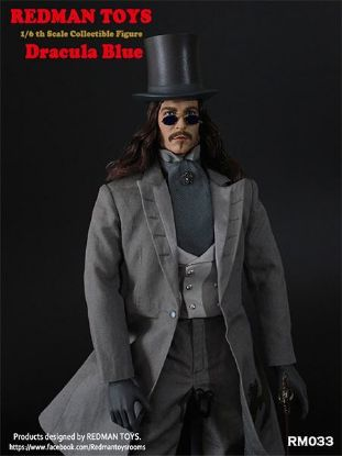 Redman Dracula Blue