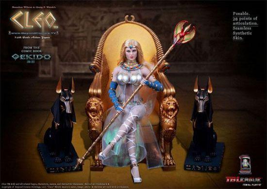 TB League Cleo Super Deluxe Set