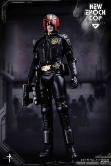 Virtual Toys New Epoch Cop 1/6 Scale