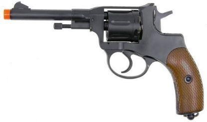Wingun Full Metal Nagant M1895 CO2 Revolver