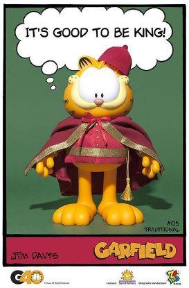 ZC World Garfield Master Series 05 Traditional
