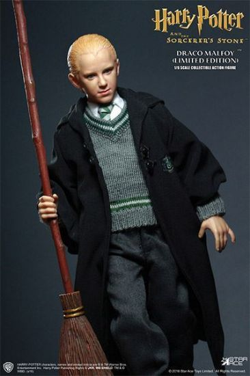 Star Ace Harry Potter Draco Malfoy School Uniform