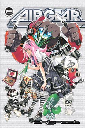 Air Gear Vol. 19